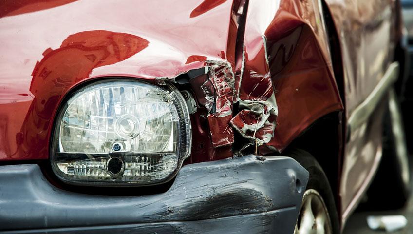 Unfallschaden-Beseitigung
